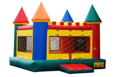 Bounce House Are Super Fun