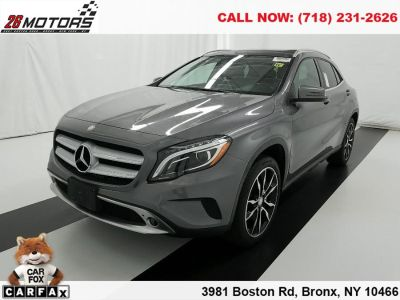 2015 Mercedes-Benz GLA-Class 4MATIC 4dr GLA250 (Mountain Gray Metallic)