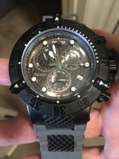 Invicta Sabuqua Swiss Quarts Watch