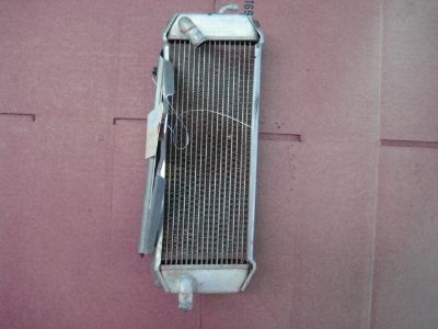 Purchase 2006 Kawasaki KX 250 F Left Radiator motorcycle in Shelbyville, Kentucky, US, for US $139.99