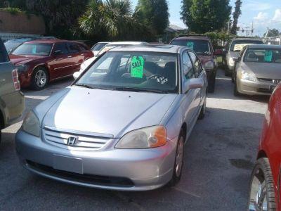 2001 Honda Civic EX ()