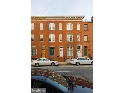 5 Bed 5 Bath Foreclosure Property in Baltimore, MD 21231 - S Washington St