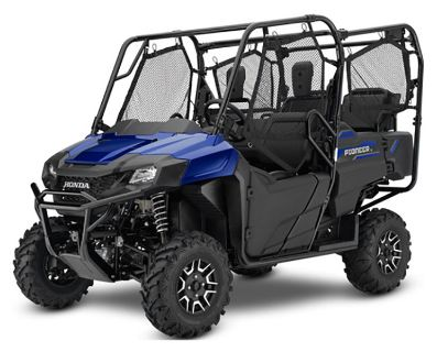 2019 Honda Pioneer 700-4 Deluxe Side x Side Utility Vehicles Crystal Lake, IL