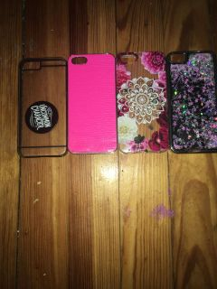 4 IPhone 5s and SE cases