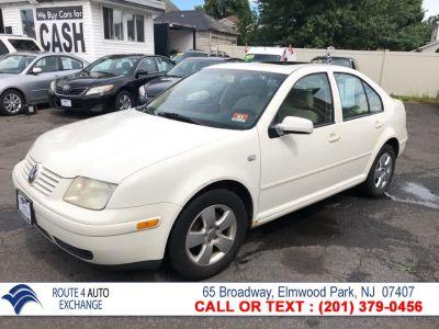 2003 Volkswagen Jetta GLS (Campanella White)