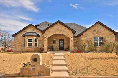 3017 Birch Drive Abilene Four BR, Gorgeous custom home on a