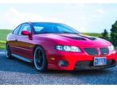 2006 Pontiac GTO Coupe in Belgrade, MT