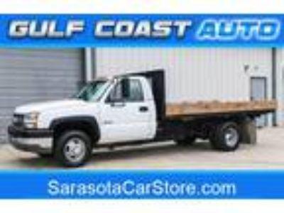 2005 Chevrolet SILVERADO 3500 HYDRAULIC LIFT DUMP BED DUALLY 4x4