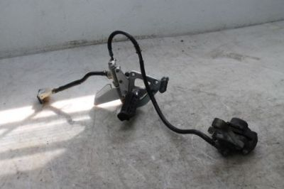 Purchase 2001 SUZUKI GS500 GS 500 REAR BRAKES CALIPER MASTER CYLINDER REAR SET motorcycle in Dallastown, Pennsylvania, United States, for US $35.00
