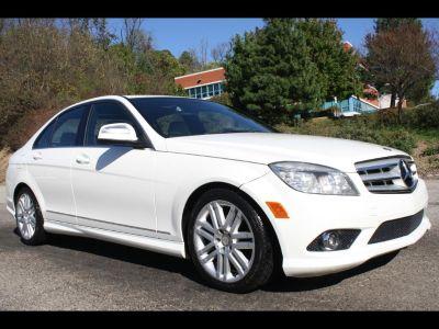 Used 2009 Mercedes-Benz C-Class C300 4MATIC Luxury Sedan, 61,564 miles