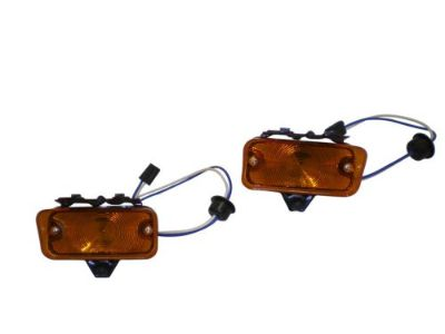 Buy 1968 Chevelle Park Lamp housing Assemblies- 1 PAIR motorcycle in Placentia, California, United States, for US $109.95