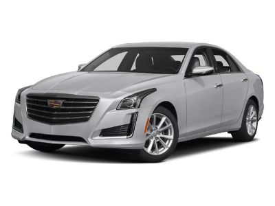 2018 Cadillac CTS 2.0T Luxury Collection (Black Raven)