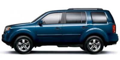 2009 Honda Pilot EX-L (Sterling Gray Metallic)