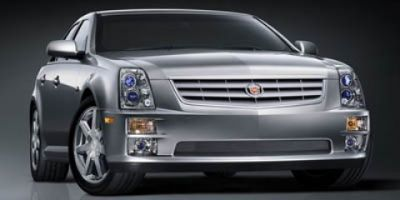 2006 Cadillac STS Base (White Diamond Pearl)