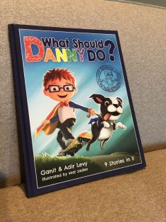 What Should Danny Do? Interactive book.