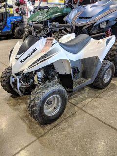 2007 Kawasaki KFX 50 Kids ATVs Columbus, OH