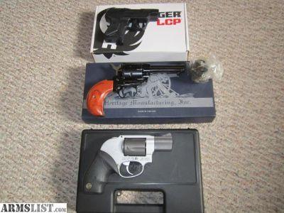 For Sale: Handguns