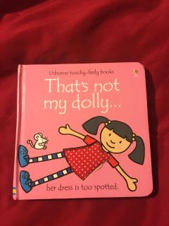 That s not my dolly board book.