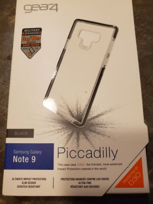 Piccadilly Galaxy Note 9 case