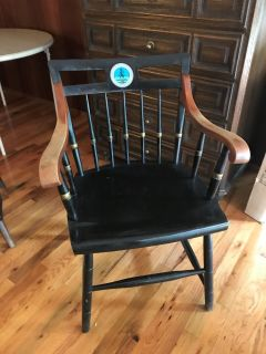 The 'Harvard Chair', Pre-Owned, Stanford Insignia