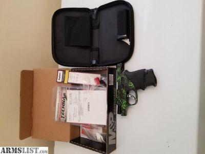 For Sale/Trade: s&w bodyguard 380 w/ extras