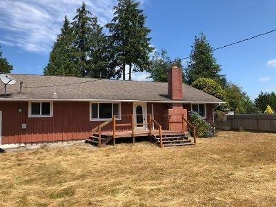 3 Bed 1 Bath Foreclosure Property in Aberdeen, WA 98520 - Central Park Dr