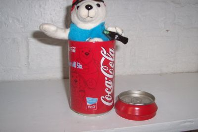 2004 Athens Olympic Polar Bear
