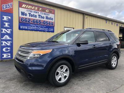 2012 Ford Explorer Base (Blue)