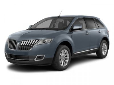 2014 Lincoln MKX Base (Red)