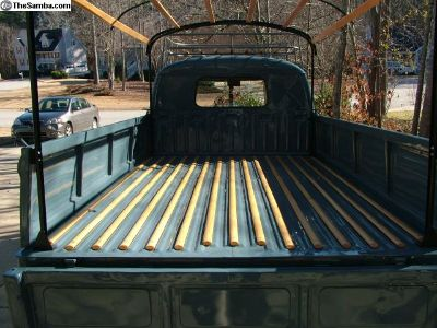 Wood Bed slats, bows for SC and DC