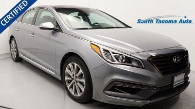 2016 Hyundai Sonata (Shale Gray Metallic)