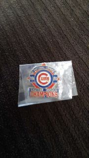 Cubs 1989 pin