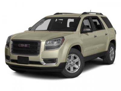 2013 GMC Acadia SLE-2 (Summit White)