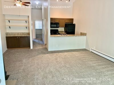 $500 Off Your First Month - 2BR/2BA Condo Quality Apt - Washer & Dryer, Top Floor, Granite Countertops, & Tenant Parking