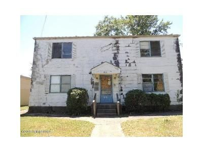 4 Bed 4 Bath Foreclosure Property in Louisville, KY 40203 - Congress St
