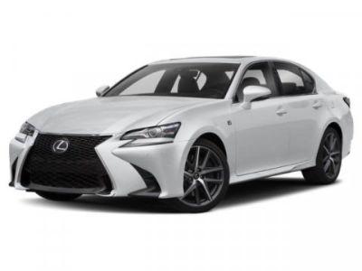 2019 Lexus GS GS (Ultra White)