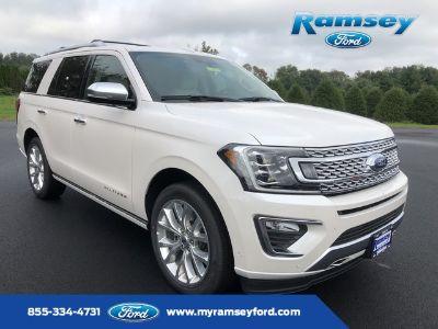 2018 Ford Expedition Platinum (White Platinum Metallic Tri-Coat)