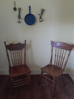Two Antique Chairs