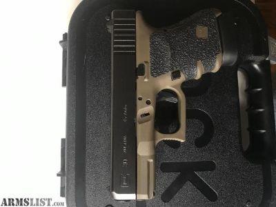 For Sale: LNIB Gen3 Glock 30 OD Green .45ACP