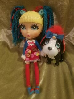 Cutie Pops Doll and Dog