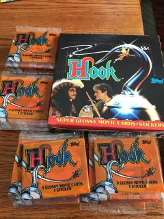 New vintage hook playing cards