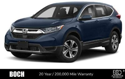 New 2019 Honda CR-V AWD