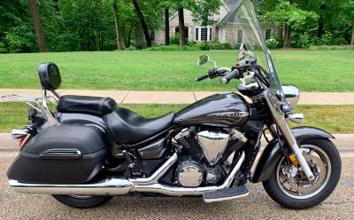 2012 Yamaha V-Star 1300 Tourer