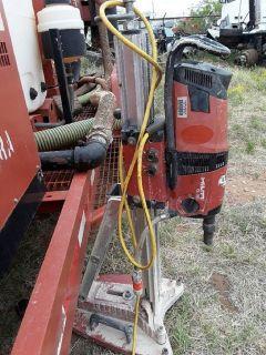 2012 HILTI DD-200 Core Drill w/ DD VP-U Pump RTR#8043092-02