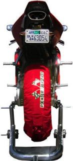 Find Powerstands Tire Warmers - Red TW-SBK-RED 610-3110R motorcycle in Loudon, Tennessee, US, for US $313.92