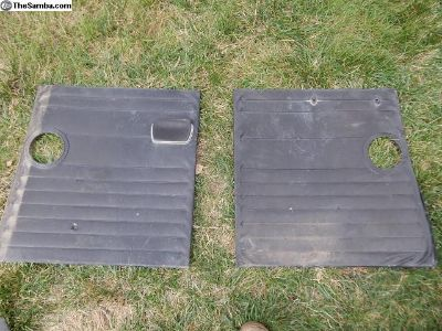 Late bay Panels W/ashtray