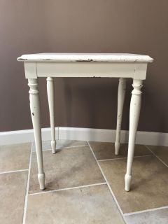 Solid Wood Chippy Table