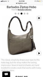 Brighton purse retails $299