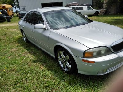 2000 Lincoln LS Parting Out