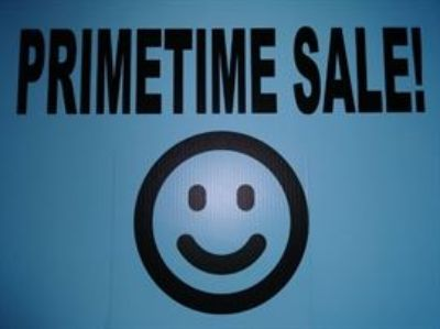Gorgeous Full sale by PRIMETIME!